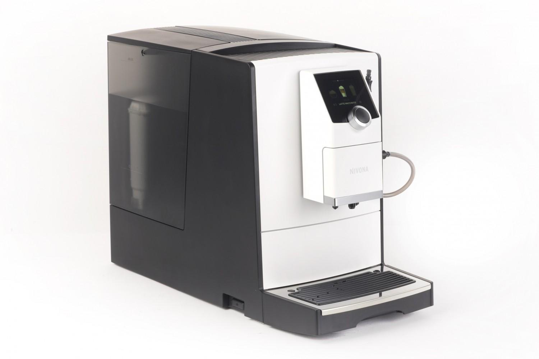 Kaffeevollautomat Nivona Cafe Romantica 7'96 im Test, Bild 2