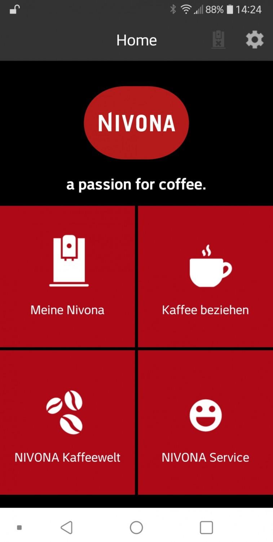 Kaffeevollautomat Nivona Cafe Romantica 7'96 im Test, Bild 13