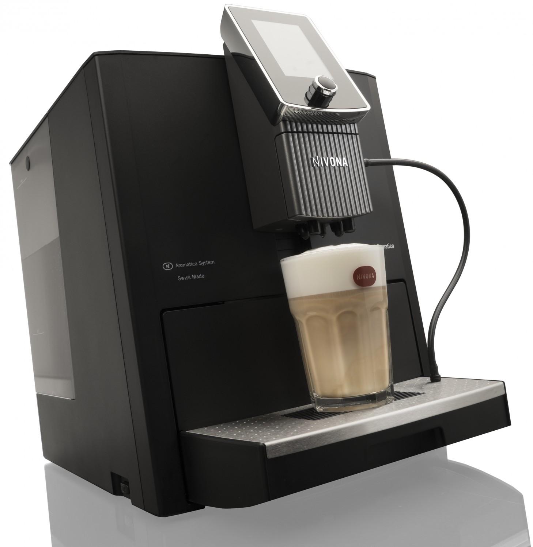 Kaffeevollautomat Nivona CafeRomatica 1030 im Test, Bild 2