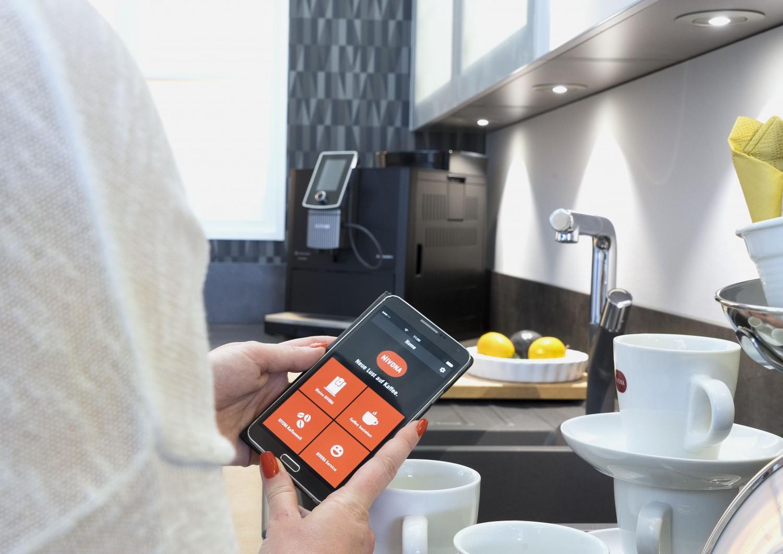 Kaffeevollautomat Nivona CafeRomatica 1030 im Test, Bild 3