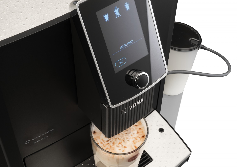 Kaffeevollautomat Nivona CafeRomatica 1030 im Test, Bild 5