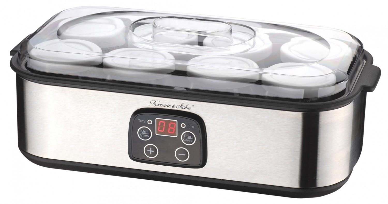 Sonstige Küchengeräte Rosenstein und Söhne Joghurt-Maker JM-300 im Test, Bild 2