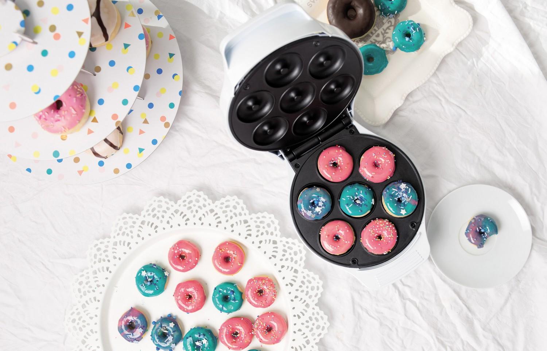 Sonstige Küchengeräte Rosenstein und Söhne Mini-Donut-Maker CM-320 im Test, Bild 4