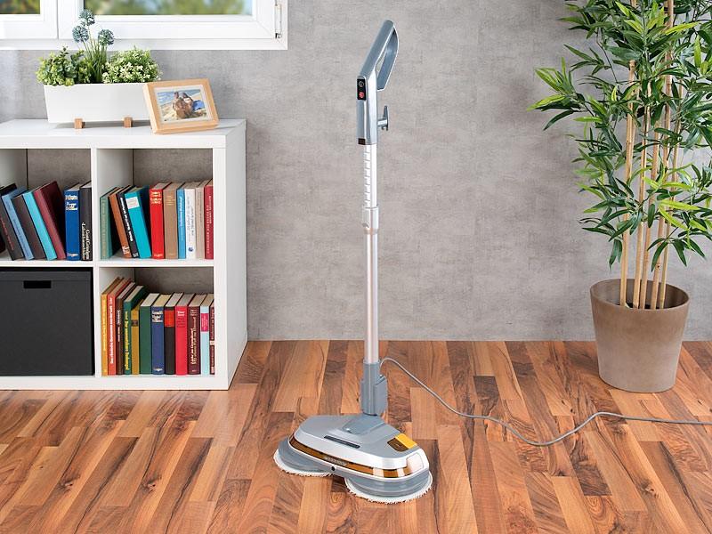 Sonstiges Haustechnik Sichler Bodenpoliermaschine im Test, Bild 2