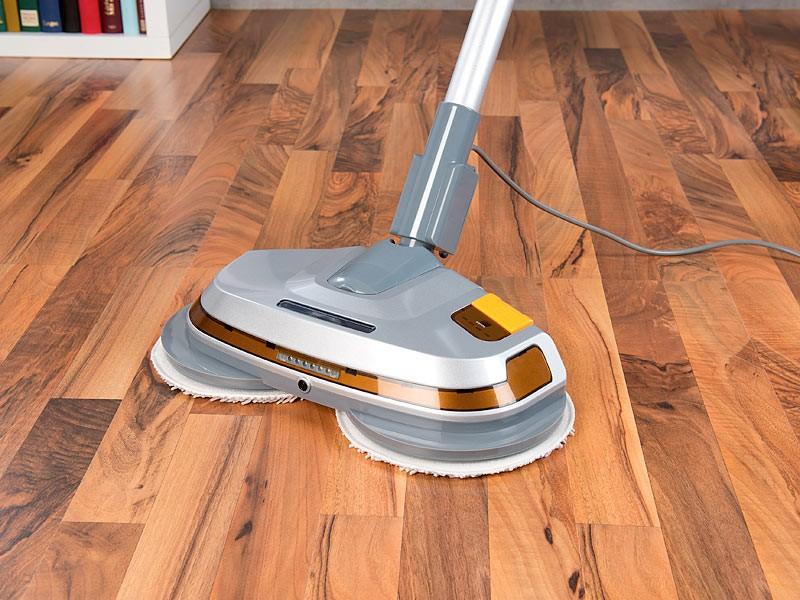 Sonstiges Haustechnik Sichler Bodenpoliermaschine im Test, Bild 3