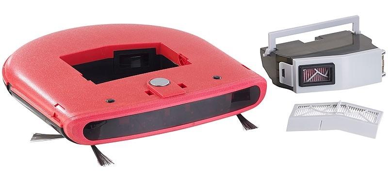 Staubsauger Roboter Sichler Ultraflacher Reinigungs- und Staubsauger-Roboter im Test, Bild 5