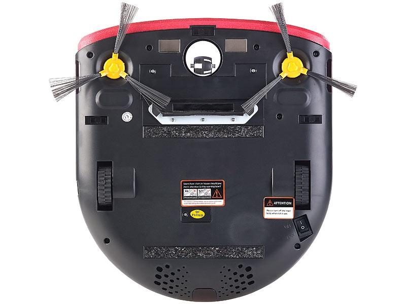 Staubsauger Roboter Sichler Ultraflacher Reinigungs- und Staubsauger-Roboter im Test, Bild 7