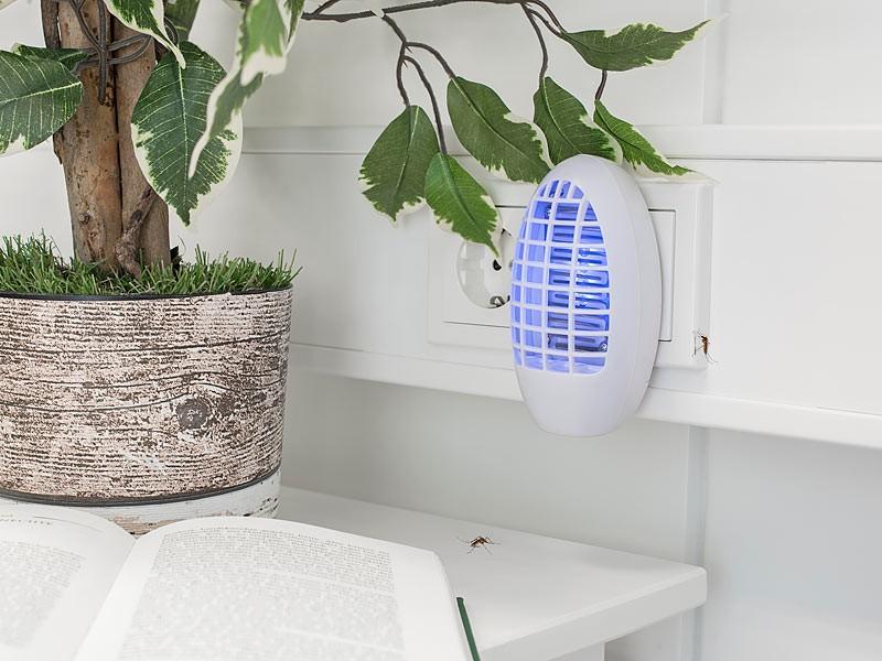 Sonstiges Haustechnik Exbuster Steckdosen-Insektenvernichter im Test, Bild 1