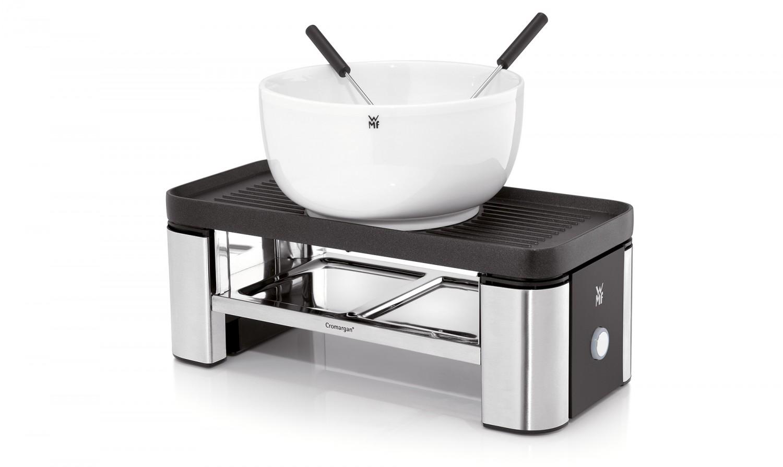 test raclette grill wmf raclette f r 2 sehr gut. Black Bedroom Furniture Sets. Home Design Ideas