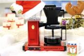 Kaffeemaschine Moccamaster KBG Select im Test, Bild 1
