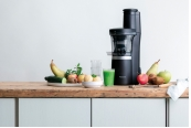 Entsafter Panasonic MJ-L700 Slow Juicer im Test, Bild 1