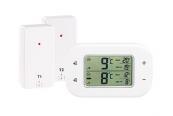 Sonstiges Haustechnik Pearl Digitales Kühl- und Gefrierschrank-Thermometer im Test, Bild 1