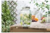 Sonstige Küchengeräte Pearl Retro-Getränkespender im Test, Bild 1