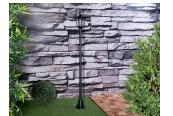Beleuchtung Royal Gardineer Solar-LED-Gartenlaterne im Test, Bild 1