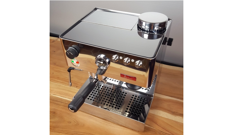 Espressomaschine Acopino Milano Deluxe im Test, Bild 1
