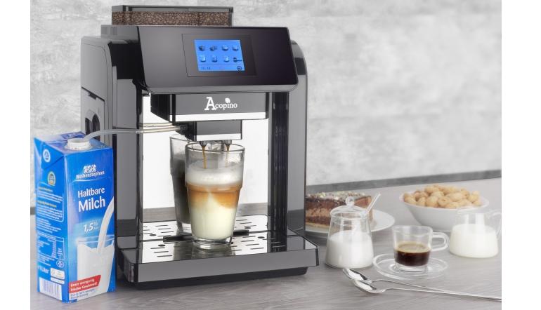 Kaffeevollautomat Acopino Monza im Test, Bild 1