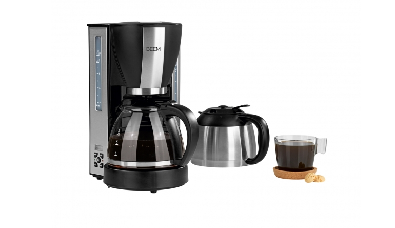 Kaffeemaschine BEEM Fresh-Aroma-Select Duo 05958 (CM-93IT) im Test, Bild 1