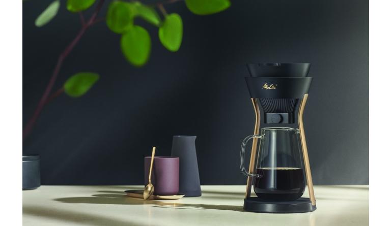 Kaffeemaschine Melitta Amano im Test, Bild 1