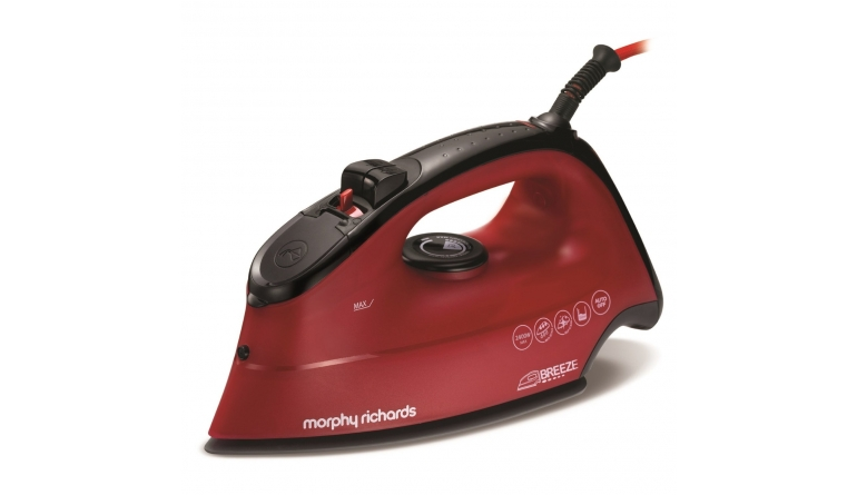 Bügeleisen Morphy Richards Breeze 300259 im Test, Bild 1