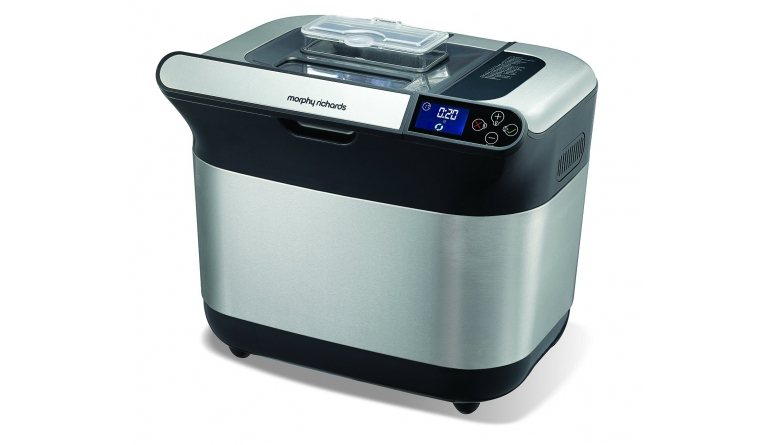 Brotbackmaschine Morphy Richards Brotbackautomat Premium im Test, Bild 1