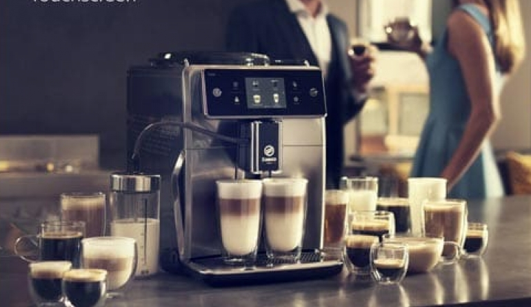 Test Kaffeevollautomat Saeco Xelsis