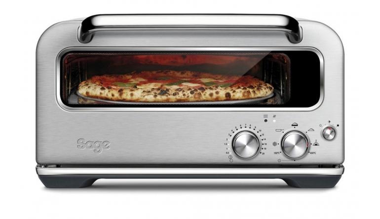 Pizzaofen Sage Smart Oven Pizzaiolo im Test, Bild 1