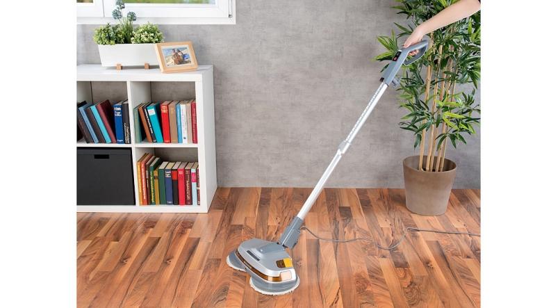Test Sonstiges Haustechnik Sichler Bodenpoliermaschine
