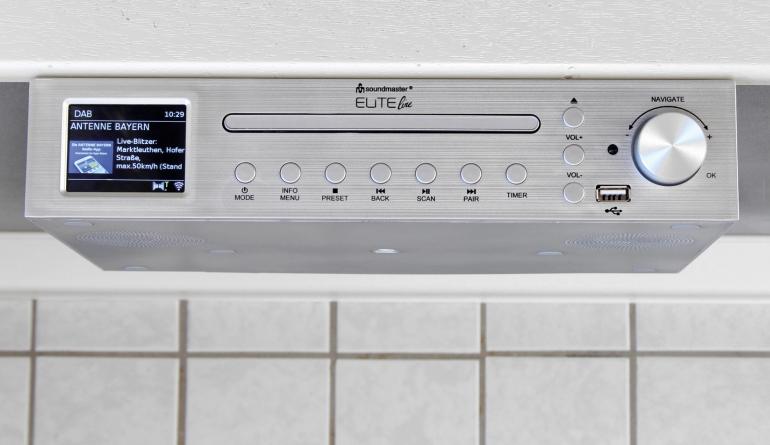 Sonstiges Haustechnik Soundmaster ICD2200SI im Test, Bild 1
