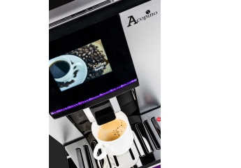 Kaffeevollautomat Acopino Vittoria im Test, Bild 1