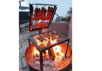 Grill AHR-Vertieb Asado Grill im Test, Bild 1