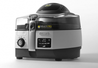 Fritteuse DeLonghi Multifry Extra Chef im Test, Bild 1