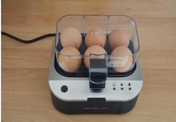 Sonstige Küchengeräte Emerio Eierkocher EB-123177.1 im Test, Bild 1