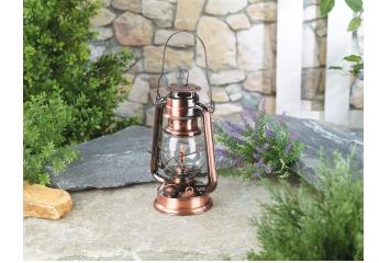 Beleuchtung LUNARTEC Nostalgische Petroleum-Sturmlaterne im Test, Bild 1