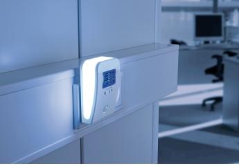 Beleuchtung Newgen Medicals 2in1-Ionisator-Luftreiniger und Nachtlicht (NX8109) im Test, Bild 1
