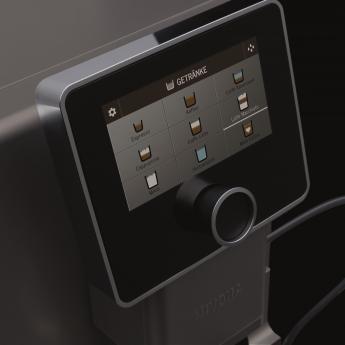 Kaffeevollautomat Nivona NICR970 im Test, Bild 1