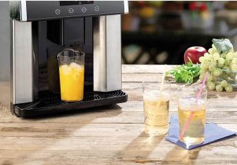 Eiswürfelmaschine Rosenstein und Söhne Eiswürfelmaschine & Wasserspender V2 im Test, Bild 1