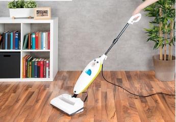 test dampfreiniger vileda 100 c hot spray. Black Bedroom Furniture Sets. Home Design Ideas