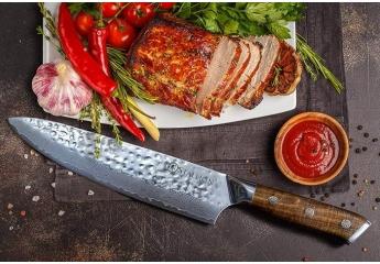 Messer Stallion Ironwood großes Chefmesser im Test, Bild 1