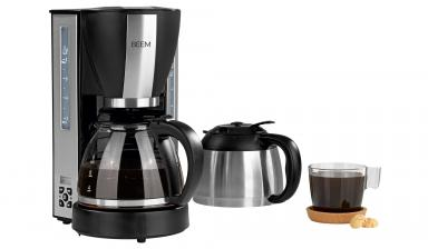 Kaffeemaschine BEEM Fresh-Aroma-Select Duo 05958 (CM-93IT) im Test, Bild 2