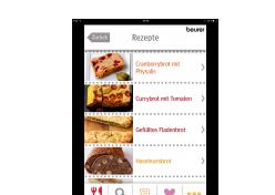 Kochen Und Backen App test küchenwaage beurer ks 800